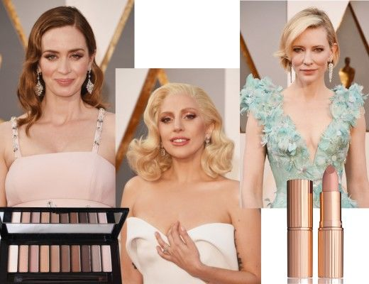 Oscars Beauty 2016