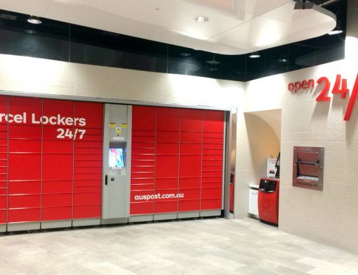 AUSTRALIA POST collect@Post Parcel Locker Location