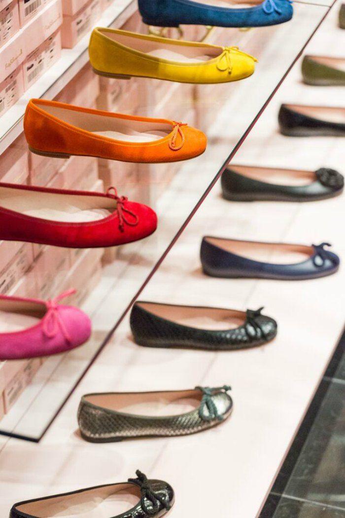 Pretty Ballerinas store opening sydney