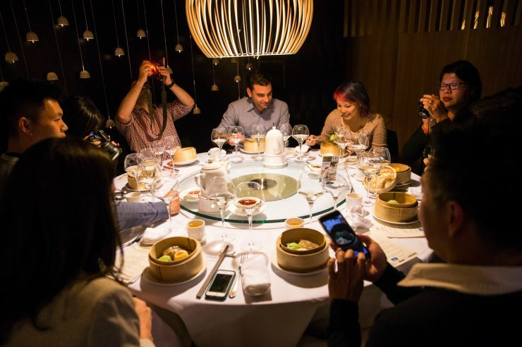 Citi Moveable Feast Photography by Edwina Pickles. Taken on Sept 2015.