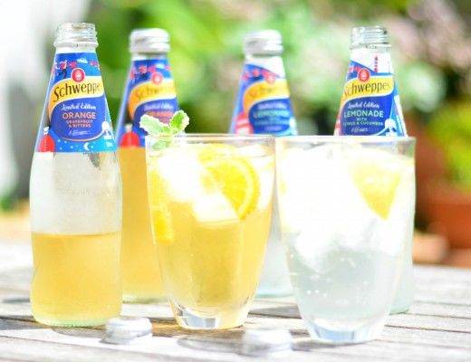 Schweppes Mixers Breakfast With Audrey