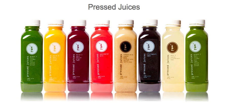 Pressed Juices
