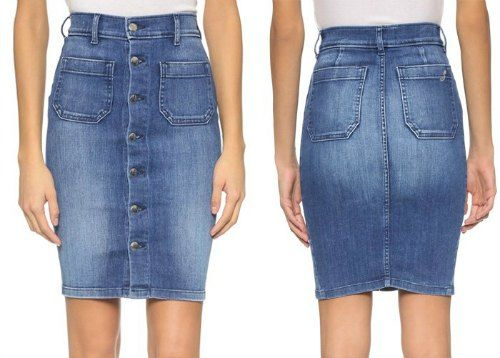 Seafarer High-waist tube skirt from Shopbop $360