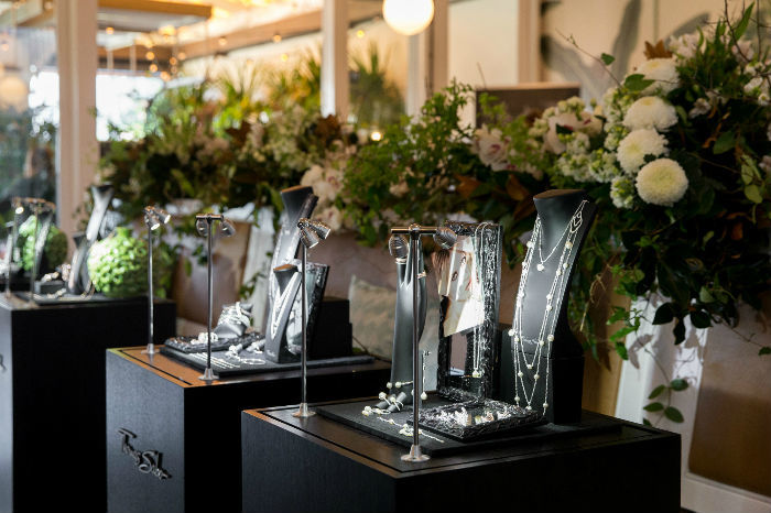 Thomas Sabo AW15 LaunchEvent Jewellery Display
