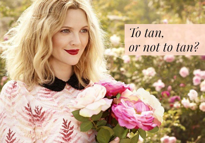 To Tan or not to tan- breakfastwith audrey beauty and fashion blog