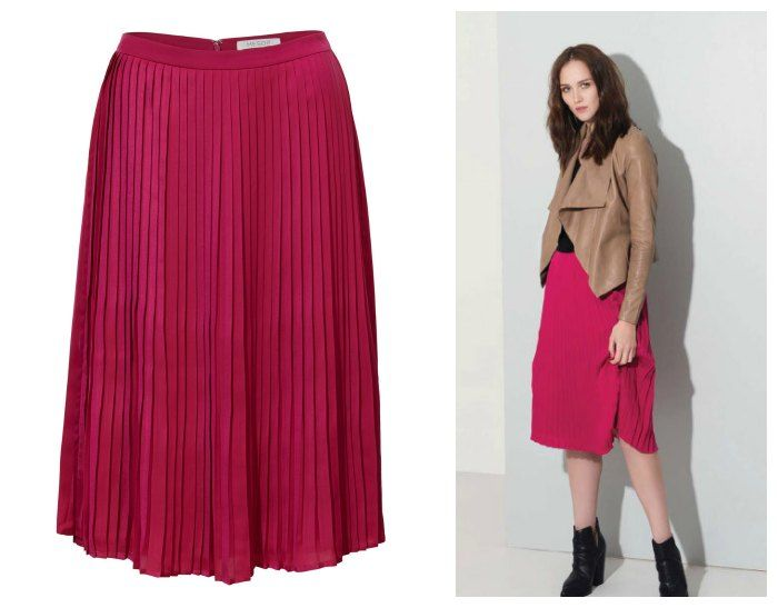 Mesop 'RUFFLE AND FEATHER SKIRT' $164.00 AUD