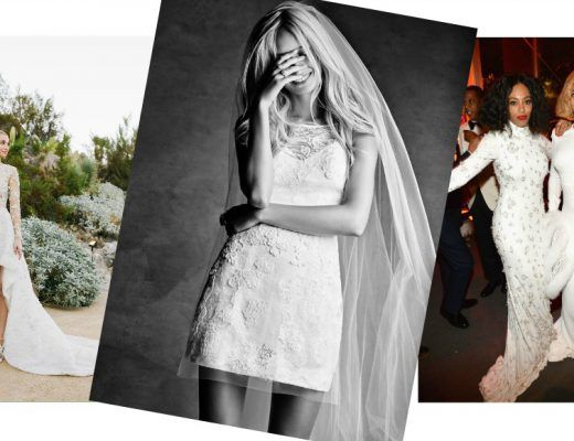 UNCONVENTIONAL WEDDING DRESSES