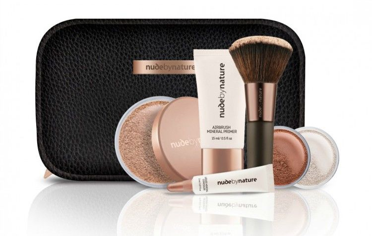 Win a nude by nature complexion essentials starter kit