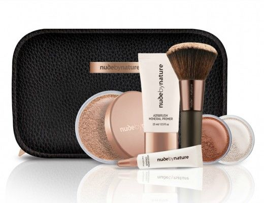 Win a nude by nature complexion essentials starter kit feature