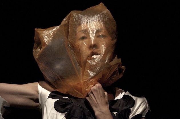 YUKO KASEKI Reply Circles yuko plasticbag low res