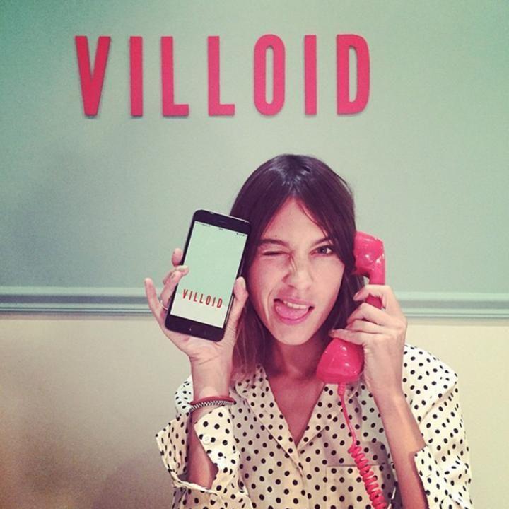Alexa Chung Villoid