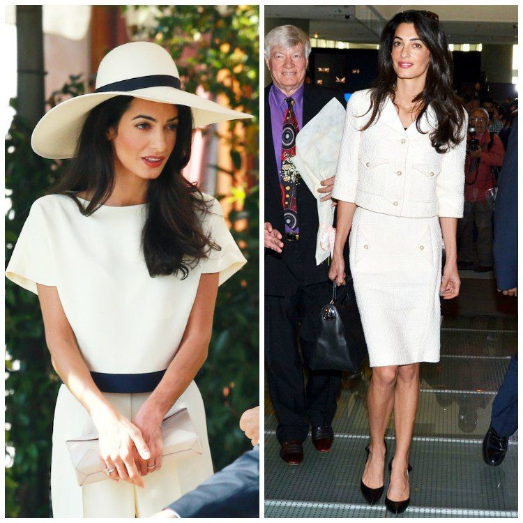 Amal Clooney Style: 5 Tips To Covet & Copy