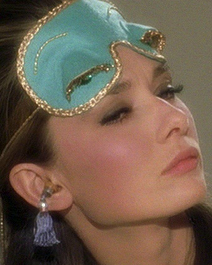 Makeup Fit For A Breakfast At Tiffanys Breakfast With Audrey