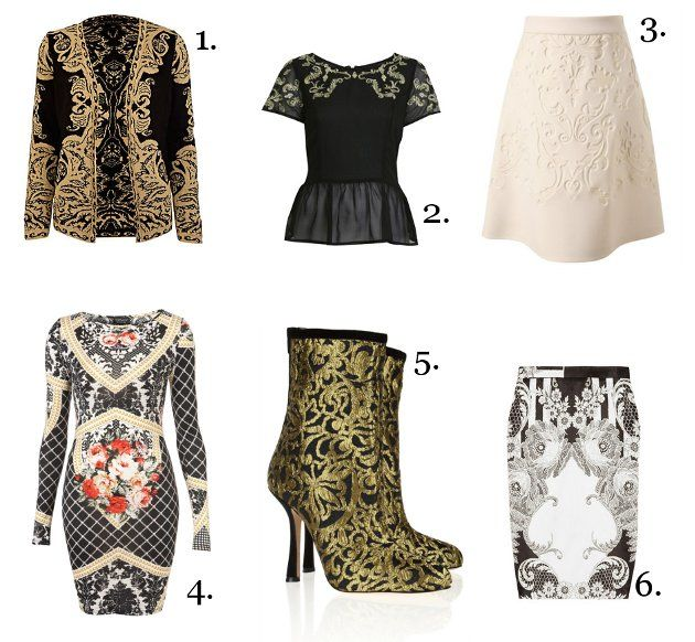 Trend How To Baroque Australian Fashion Blog Outfits Fashion Trends Classy Style