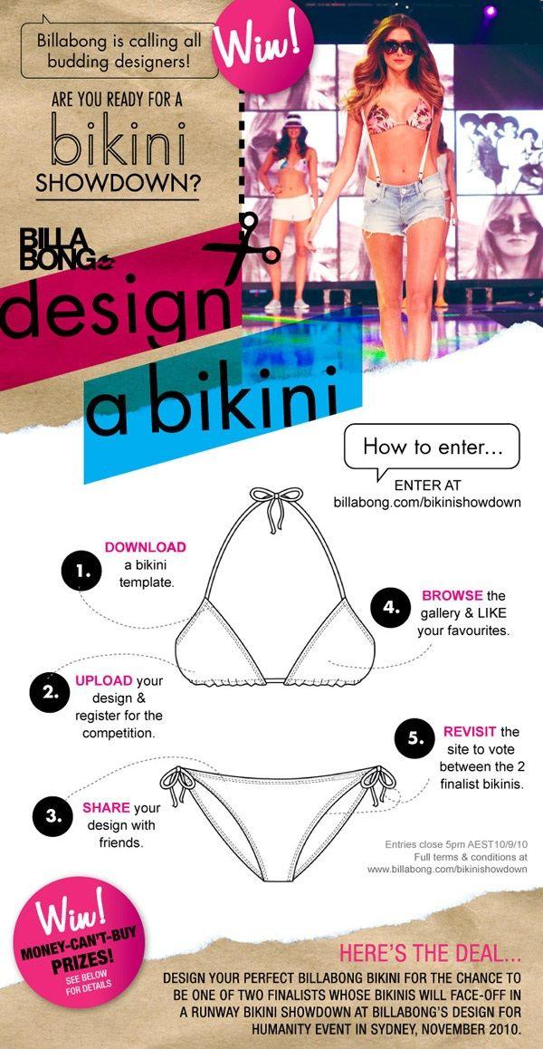 bb design a bikini