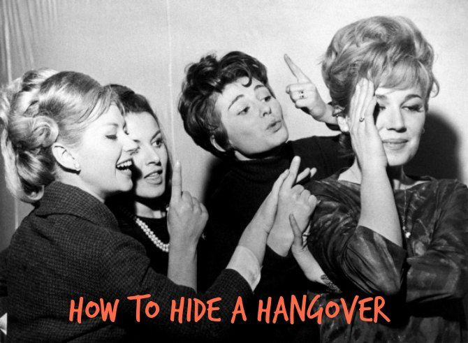 beauty how to - tips and tricks to conceal an hangover feature