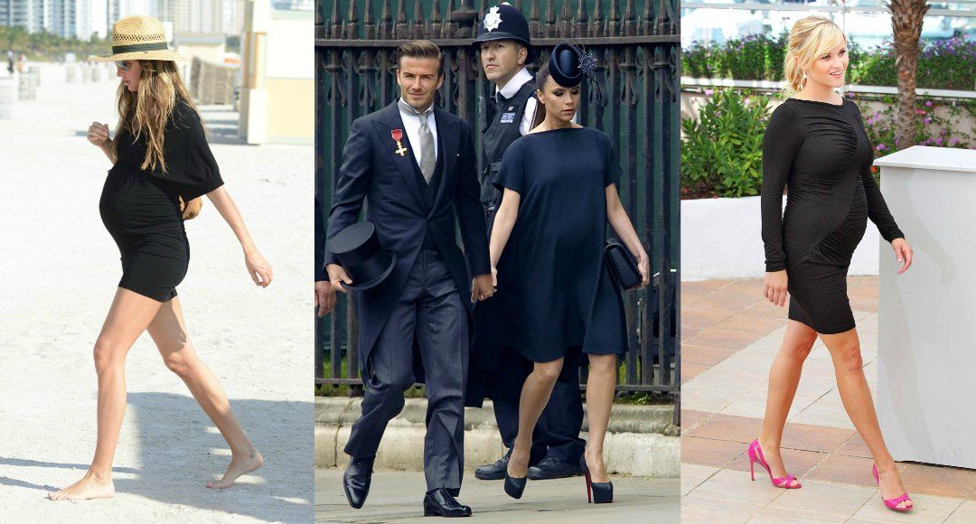 9731e9e7d3021 10 Celebrities With Pregnancy Style That Delivered!