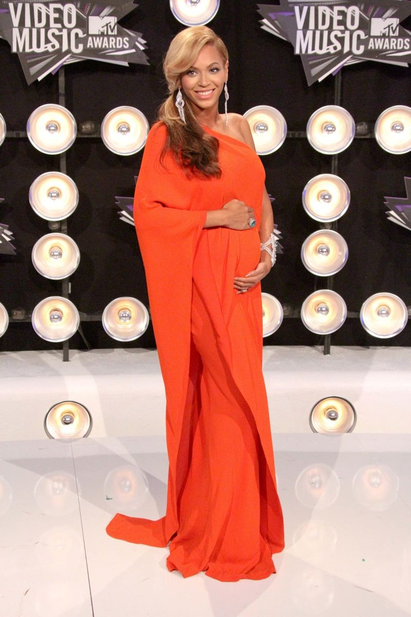 best celebrity pregnancy style beyonce