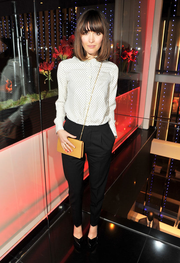 "Giorgio Armani & The Cinema Society Host A Screening Of ""Albert Nobbs"" - After Party"