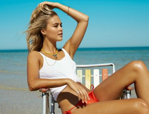 bondi sands campaign imagery