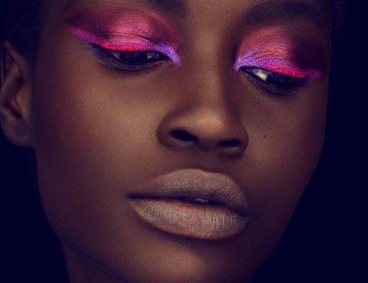 bright eyes makeup trend