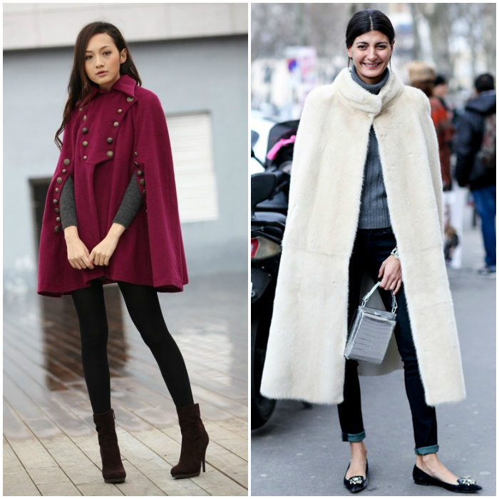 Investing In Street Appeal With Style: Superhero Style: 8 Reasons To Invest In A Cape This Winter
