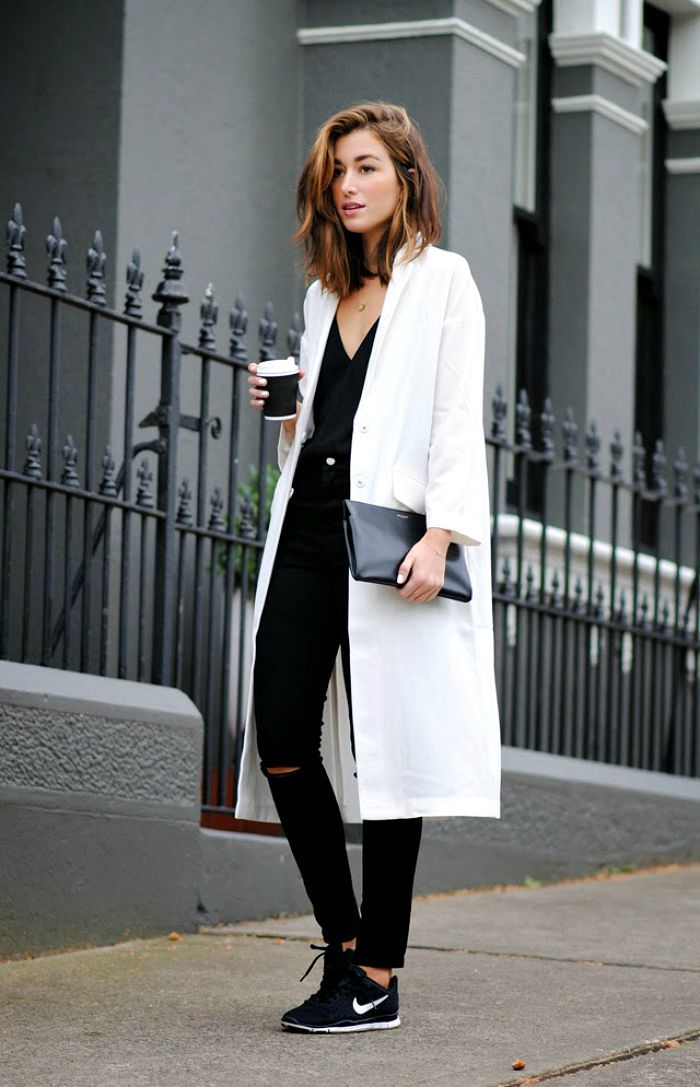 chronicles-of-her-white-trench-asos-nike-sneakers