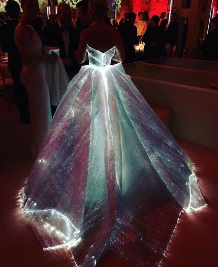 claire danes zac posen dress met gala 2016