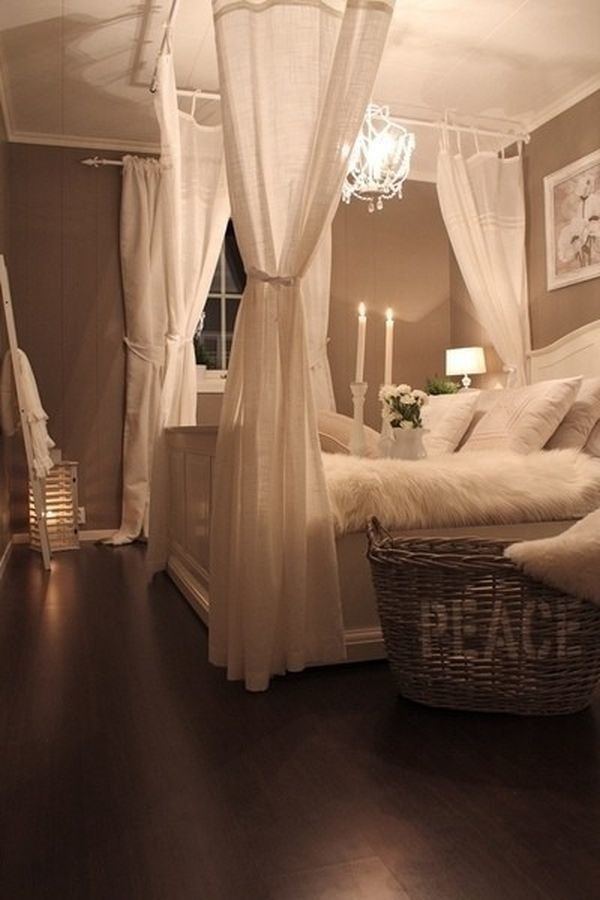 DIY Inspirations: A Canopy Bed • Breakfast With Audrey - Fashion ...