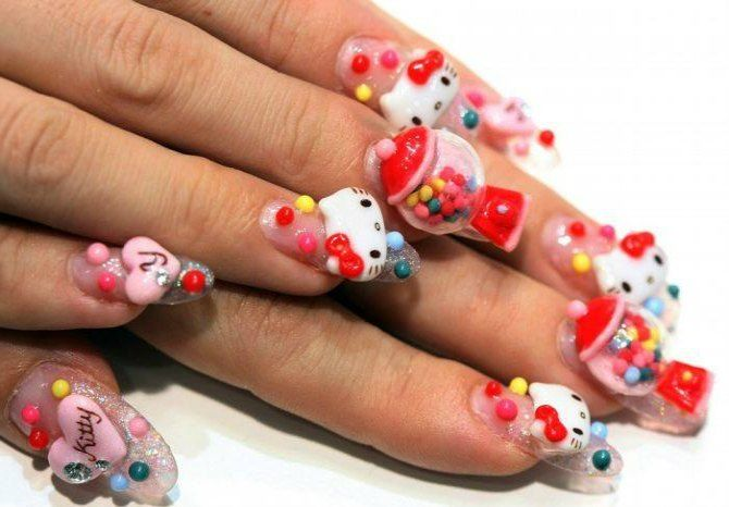 5 Nail Art Trends To Try Breakfast With Audrey