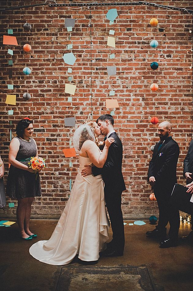 creative budget wedding ideas art gallery wedding inspiration