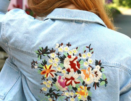 embroidery trend street style denim feature