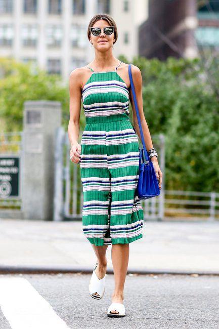 fashion ideas printed sundress