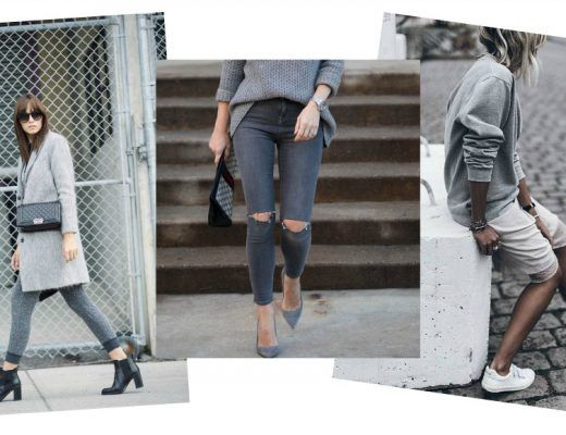 fashion tips and outfit ideas grey outfit groutfit