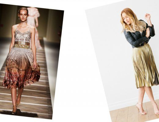 fashion tips how to mix metallics in 2016