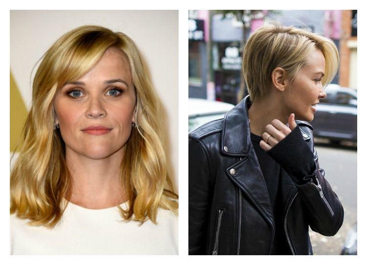 hair inspiration shorter cuts