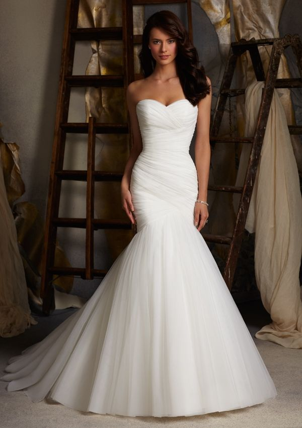 How To Choose The Right Wedding Dress & Feel Incredible (Part 2 ...
