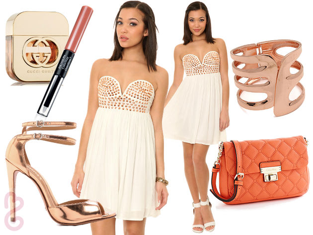 how to choose the right jewellery polyvore example