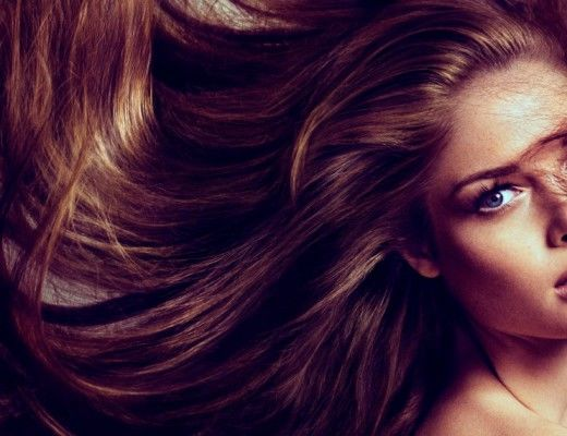 how to get luscious glossy hair