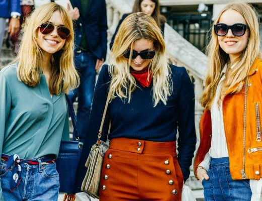 how to wear the 70s trend this season