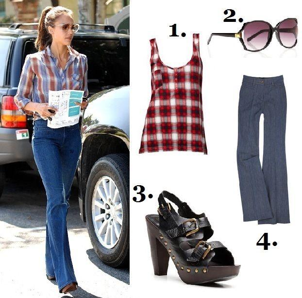 Celebrity Style Jessica Alba Australian Fashion Blog Outfits Fashion Trends Classy Style