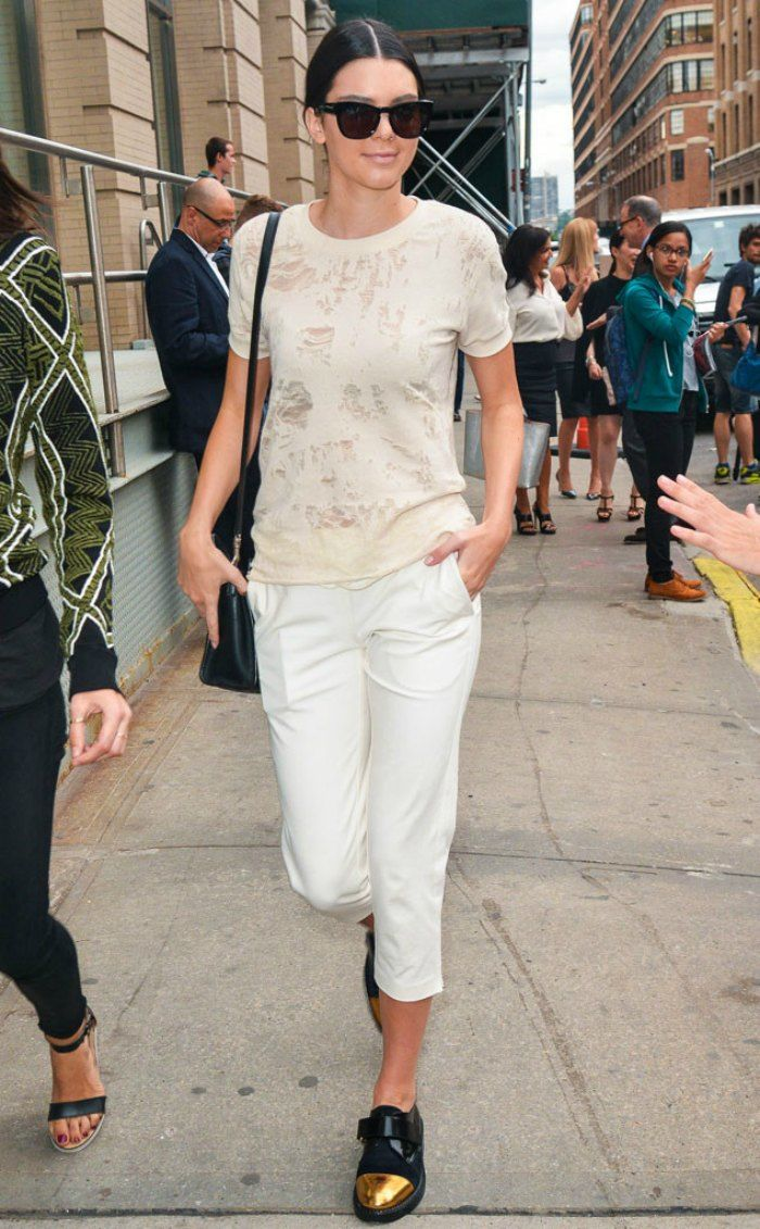 Kendall Jenner S Top 5 Model Off Duty Looks Breakfast With Audrey