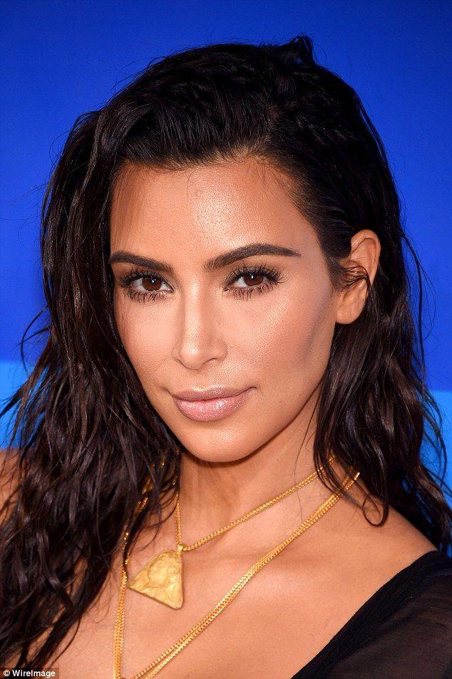 kim kardashian VMAs 2016