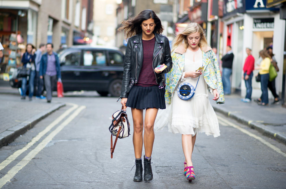 Street Style Stars London Fashion Week Australian Fashion Blog Outfits Fashion Trends