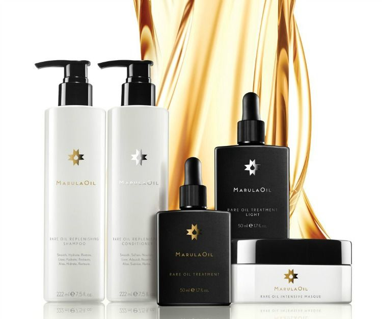 marula oil by paul mitchell products