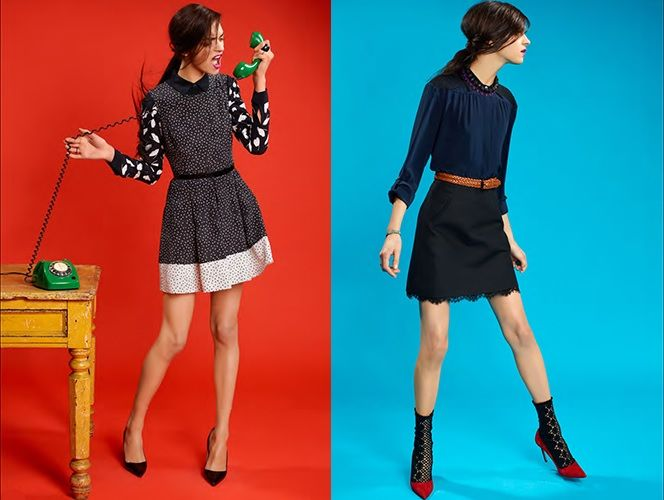 Label Love Miss Wu Fall 2013 Breakfast With Audrey Outfit Ideas What To Wear Fashion
