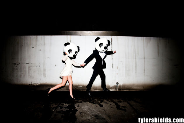 Mischa Barton And Mr. Panda By Tyler Shields • Breakfast With ...