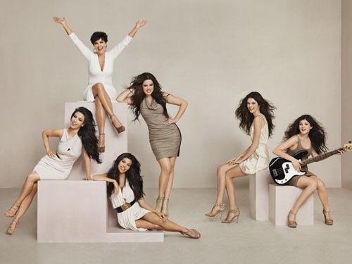 Kardashians Photo Shoot You might also like