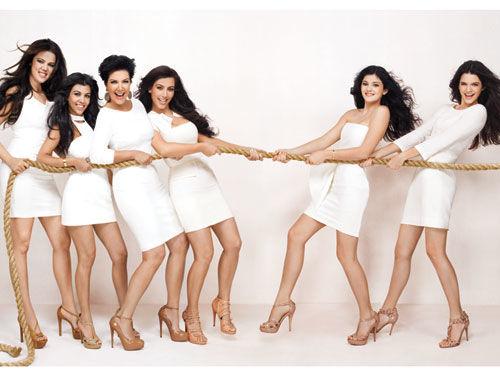 Kardashians Photo Shoot unreal in this shoot