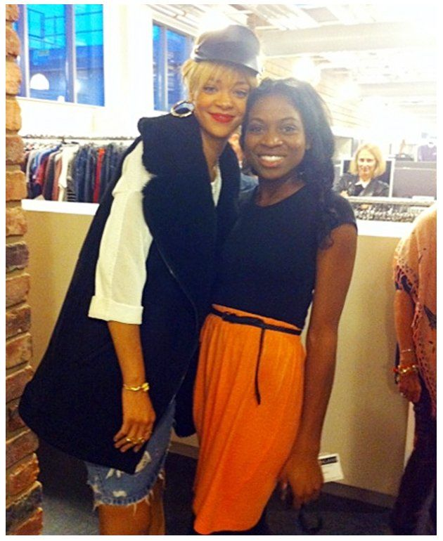Rihanna to Design Clothing Line For River Island • Breakfast With ...